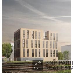Vente Bureau Mulhouse 261 m²