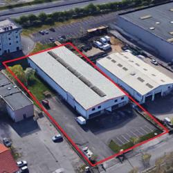 Location Entrepôt Meyzieu 1181 m²