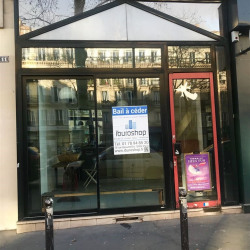 Cession de bail Local commercial Paris 3ème 64 m²