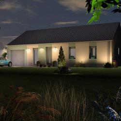 Maison  4 pièces + Terrain  502 m² Pont-de-Salars