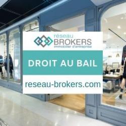 Cession de bail Local commercial Montpellier 28 m²