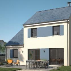 Maison  5 pièces + Terrain  300 m² Ablon-sur-Seine