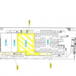 Location Local d'activités Saint-Pierre-des-Corps 1490 m²