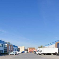 Location Local d'activités Aubervilliers 648 m²