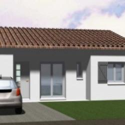 Maison  2 pièces + Terrain  500 m² Lavaur