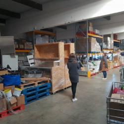 Location Entrepôt Bordeaux 1033 m²