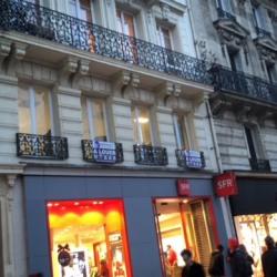 Location Bureau Paris 3ème 131 m²