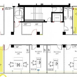 Location Bureau Nancy 1466 m²