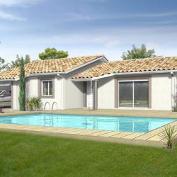 Maison  5 pièces + Terrain  890 m² Biscarrosse