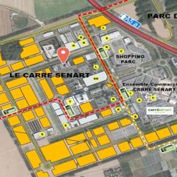 Vente Terrain Lieusaint 2350 m²