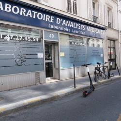 Location Local commercial Paris 16ème 100 m²
