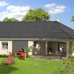 Maison  5 pièces + Terrain  3305 m² Charette-Varennes