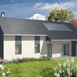 Maison  4 pièces + Terrain  405 m² Janzé