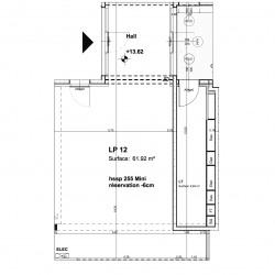 Vente Bureau Honfleur 62 m²
