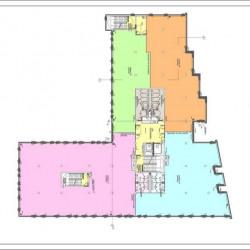 Location Bureau Villeurbanne 2550,3 m²
