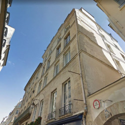 Location Bureau Paris 4ème 15 m²