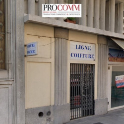 Location Local commercial Nice 43 m²