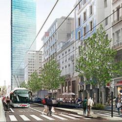 Cession de bail Local commercial Lyon 6ème 41 m²