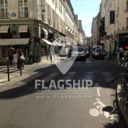 Cession de bail Local commercial Paris 6ème 22 m²