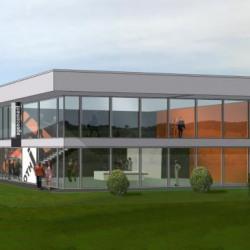 Location Local d'activités Allonzier-la-Caille 293 m²