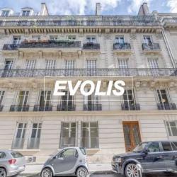 Location Bureau Paris 17ème 185 m²
