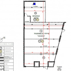 Vente Local commercial Villeneuve-Tolosane 248 m²