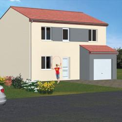 Maison  5 pièces + Terrain  436 m² Vieillevigne