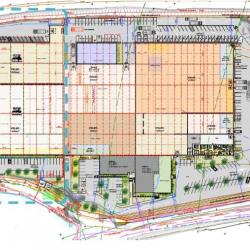 Location Local d'activités Chaponost 14100 m²