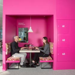 Location Bureau Courbevoie 4200 m²