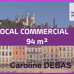 Cession de bail Local commercial Lyon 6ème 0 m²