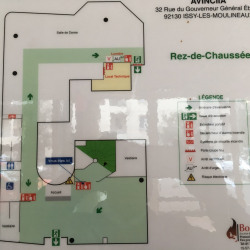 Location Local commercial Issy-les-Moulineaux 207 m²