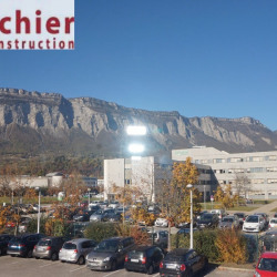 Location Bureau Montbonnot-Saint-Martin 160 m²