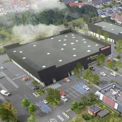 Location Local d'activités Wattrelos 830 m²