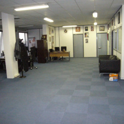 Location Bureau Saint-Ouen 1185 m²