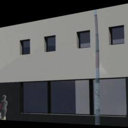 Location Bureau Évreux 120 m²
