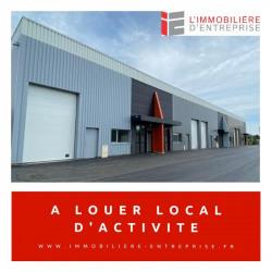 Location Local d'activités Rennes 75 m²