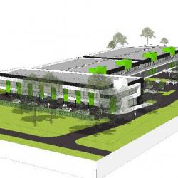 Vente Local d'activités Le Haillan 437 m²