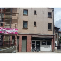 Location Local commercial Montauban 61 m²