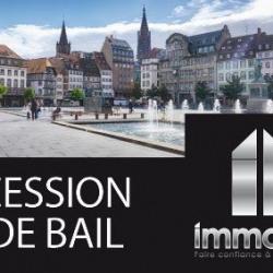 Cession de bail Local commercial Strasbourg (67000)