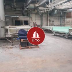 Location Entrepôt Gémenos 5840 m²