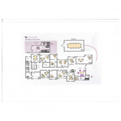 Location Bureau Versailles 1415 m²