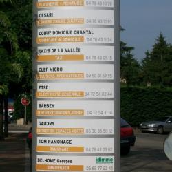 Location Local commercial Civrieux-d'Azergues