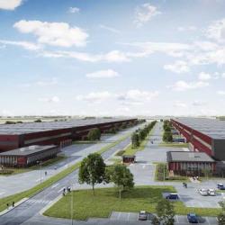 Location Entrepôt Boisseaux 262136 m²