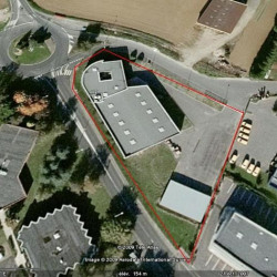 Location Local d'activités Orsay 1227 m²