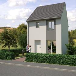 Maison  4 pièces + Terrain  133 m² Antony