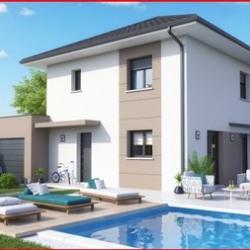 Maison  5 pièces + Terrain   m² Faucigny