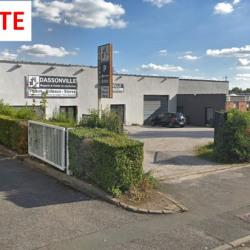 Location Local d'activités Villeneuve-d'Ascq 620 m²