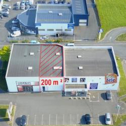 Location Local commercial Yffiniac 200 m²