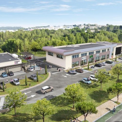 Location Local commercial Villeneuve-lès-Avignon 3000 m²