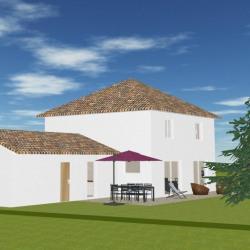 Maison  5 pièces + Terrain  845 m² Alissas